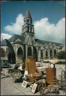 CPM 86 - POITIERS - Marché à La Brocante Devant L'église Notre-Dame-la-Grande - Poitiers