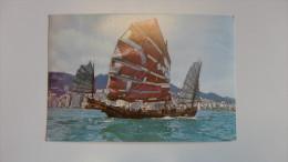 14E Hongkong - Cartes Postales