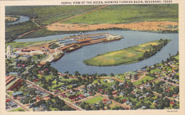 The Docks, Turning Basin, BEAUMONT, Texas, 30-40´s - Non Classificati