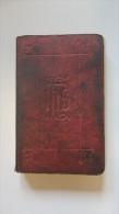 14E/1 Bible distribu�e dans les camps de prisonniers aux belges Stalag X A cachet censure Gepr�ft 67
