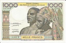Banque Centrale De L'Afrique De L'Ouest - West-Afrikaanse Staten