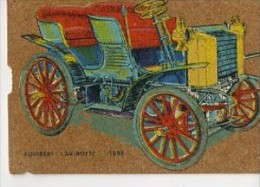 """AUTO001 -  Collection """"Les Vieux Tacots"""" : AUDIBERT LAVIROTTE 1898 - Ansichtskarten"""