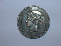 Francia 10 Centimos 1872 K (5378) - Francia