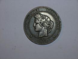 Francia 10 Centimos 1872 K (5379) - Francia