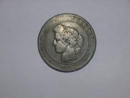 Francia 10 Centimos 1897 A (5385) - D. 10 Céntimos