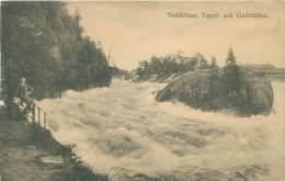 TROLLHÂTTAN, Toppö- Och Gullöfallen - Sweden