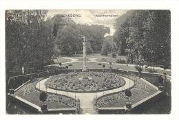 Cp, Danemark, Fredensborg, Marmorhaven, Voyagée 1906 - Danimarca