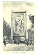 Cp, 75, Paris, Exposition Internationale Des Arts Décoratifs - 1925 - Porte D'Orsay - Exhibitions