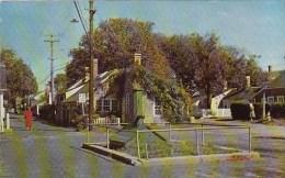 Pump Square In Sconset Nantucket Massachusetts - Nantucket