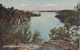 The Pallsades & Harrows Thousand Islands New York City New Y