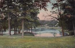 Easterly End Deering Oaks Portland Maine 1910