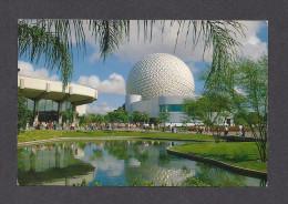 FLORIDA - FLORIDE - ORLANDO - DISNEY WORLD - EPCOT'S CENTER - BY WALT DISNEY PRODUCTION - ANIMATED