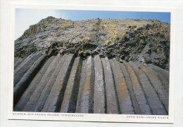 SCOTLAND - AK 200050 Strathclyde - Klippen Auf Staffa Island - Other