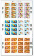 China 2014-11 Journey To The West Monkey King Full Sheet - Nuovi