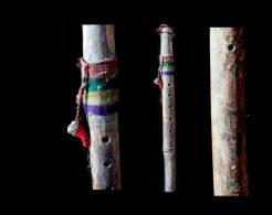 Ancienne Flûte Sasak - Musical Instruments