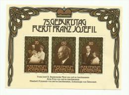 Liechtenstein  Bloc Neuf** N°14 Cote 5 Euros - Blocs & Feuillets