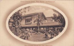 CEYLON - COLOMBO -GRAND ORIENTAL HOTEL - Sri Lanka (Ceylon)