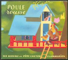 No PAYPAL !! : Conte De Lida étienne Morel Poule Rousse , Album Du Pere Castor édition Flammarion 1995 - Books, Magazines, Comics