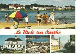 37316     Le Méle Sur Sarthe  Multi Vue - Le Mêle-sur-Sarthe