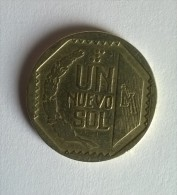 1 Nouveau Sol 1994 - PEROU - - Pérou