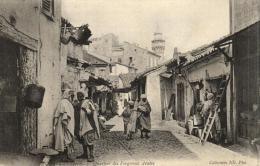 76749 - Algérie   Constantine    Quartier Des Forgerons Arabes - Constantine
