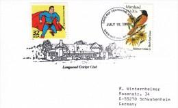 TENNIS, USA, 1999. Special Postmark !! - Tennis