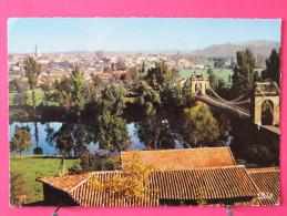 12 - Livinhac - Environs De Decazeville - Pont Suspendu Sur Le Lot - Scans Recto-verso - Decazeville