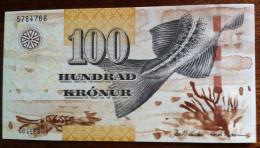 Faroe Island 100 Kronur 2011 Pick 30 UNC - Islas Faeroes