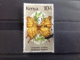 Kenia - Vlinders (10) 1988 - Kenia (1963-...)
