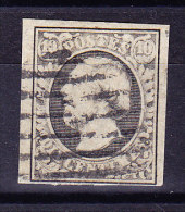 Luxemburg - 1852 Mi# 1 Gestempelt - 1852 Guillaume III