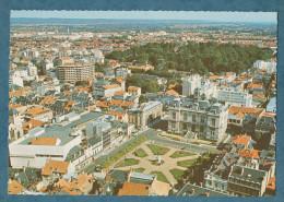 65- TARBES -L´Hôtel De Ville -mairie-vue Du Ciel -  Non écrite  - 2  SCANS - 10.5 X 15- YAN.P.CHAMBON - Tarbes