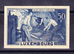 1946 - Probedruck 50 Fr. K. Bickel - Essais & Réimpressions