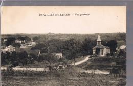 BAINVILLE -  AUX - SAULES . - Andere Gemeenten