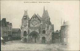 76 BLANGY SUR BRESLE / église Notre Dame  / - Blangy-sur-Bresle