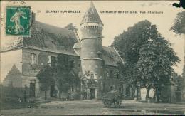 76 BLANGY SUR BRESLE / Le Manoir De Fontaine  / - Blangy-sur-Bresle