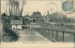 76 BLANGY SUR BRESLE / La Verrerie  / - Blangy-sur-Bresle
