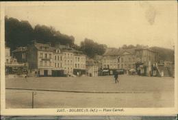 76  BOLBEC / Place Carnot  / - Bolbec