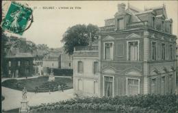 76  BOLBEC / L'hotel De Ville  / - Bolbec