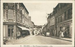 76  BOLBEC / Rue Fauquet Lemaitre / - Bolbec