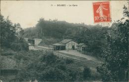 76  BOLBEC / La Gare / - Bolbec