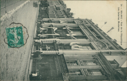 76  BOLBEC / Rue De La République Les Galeries Modernes / - Bolbec