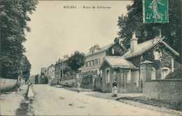 76  BOLBEC / Route De Lillebonne / - Bolbec