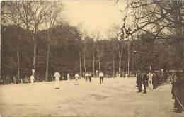 Ref A701-sports -paris -jardin Du Luxembourg- Terrain Du Jeu De Longue Paume - Jeu De Paume   - Carte Bon Etat  - - Cartoline