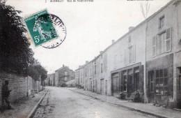 ANDELOT - LA RUE DE NEUFCHATEAU - PETITE ANIMATION - COMMERCES - - Andelot Blancheville