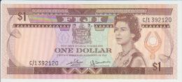Fiji 1 Dollar 1980 Pick 76 UNC - Fidji