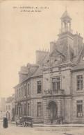 22 LOUDEAC  L'HOTEL DE VILLE - Loudéac