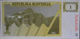 Lot De 2 BILLETS De BANQUE NEUFS - Slovénie
