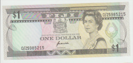 Fiji 1 Dollar 1993 Pick 89 UNC - Fidschi