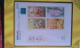 LAOS Orchid Flowers  MS Mint