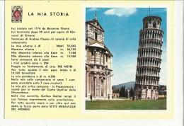 78911 TORRE DI PISA LA MIA STORIA - Pisa